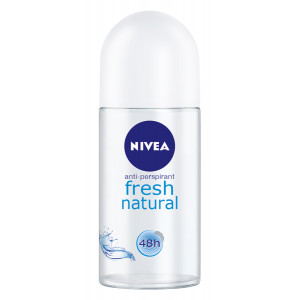 NIVEA αποσμητικό Roll-on fress natural, 50ml 4005808828098