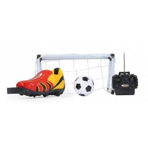 JAMARA Τηλεκατευθυνομενο ποδοσφαιρικο σετ Kick it Radio control, κοκκινο 402640