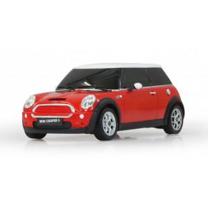 RASTAR Τηλεκατευθυνομενο αυτοκινητο Mini Cooper S, Radio control, 1:24 404035
