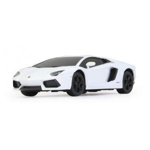 RASTAR Τηλεκατευθυνομενο αυτοκινητο Lamborghini Aventator, 1:24, λευκο 404401