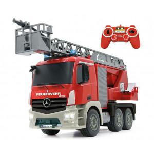 JAMARA Τηλεκατευθυνόμενο πυροσβεστικό όχημα Mercedes Antos 404960, 1:20 404960