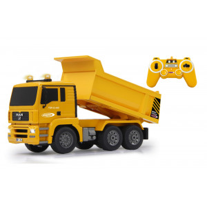 JAMARA Τηλεκατευθυνομενο φορτηγο MAN με ηχο, Radio control, 1:20, LED 405002