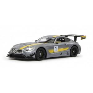 RASTAR Τηλεκατευθυνόμενο αυτοκίνητο Mercedes AMG GT3, Radio control 1:14 405073