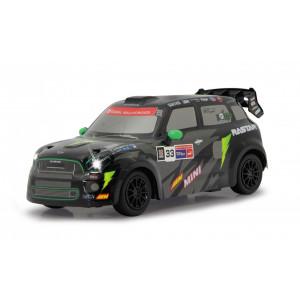 RASTAR Τηλεκατευθυνόμενο αυτοκίνητο Mini Countryman JCW RX, 1:14 405114