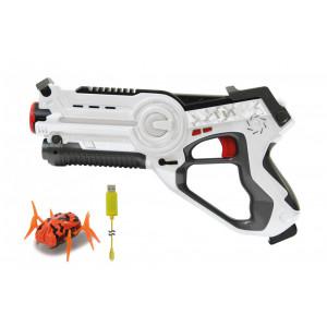 JAMARA Impulse Laser Gun Bug Hunt, LED, με υπέρυθρες, λευκό 410065