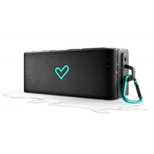 ENERGY SISTEM ηχείο Music Box Aquatic, IP57, 2.0ch, Bluetooth, 6W, μαύρο 421749