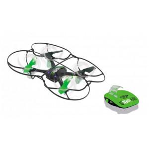 JAMARA Drone MotionFly, G-Sensor, 6 Axis, 360 flips, turbo, LED, μαυρο 422039