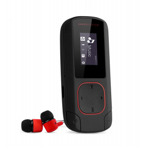 ENERGY SISTEM MP3 Player Clip, Bluetooth, LCD, coral 426492