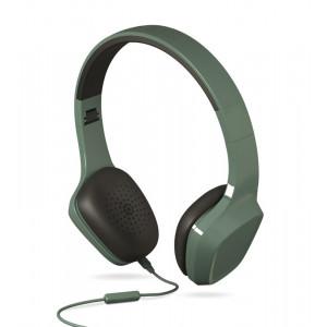 ENERGY SISTEM headphones 1 με μικρόφωνο, 40mm, 110dB, πράσινο 428380