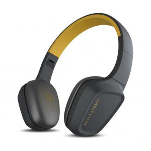 ENERGY SISTEM Bluetooth headphones 3 με μικροφωνο, 40mm, κιτρινο 429325