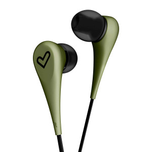 ENERGY SISTEM Earphones Style 1, 90dB, 9mm, πράσινo 446414