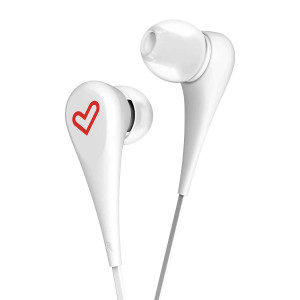 ENERGY SISTEM Earphones Style 1, 90dB, 9mm, λευκό 446421