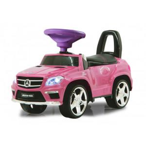 JAMARA Push & Hold Αυτοκινητο Mercedes GL 63 AMG, ροζ 460240