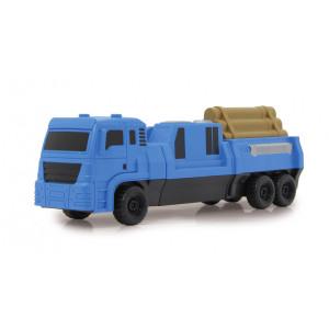 RASTAR Building Blocks με μαγνήτη, φορτηγό 460283
