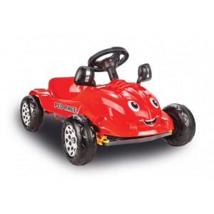 JAMARA Παιδικο Αυτοκινητο Ped Race με πεταλια, κοκκινο 460288