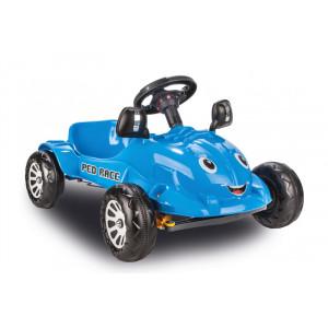 JAMARA Παιδικο Αυτοκινητο Ped Race με πεταλια, μπλε 460289