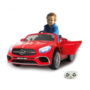 JAMARA Τηλεκατευθυνόμενο Ride on Αυτοκίνητο Mercedes SL65, 1:4, κόκκινο 460294