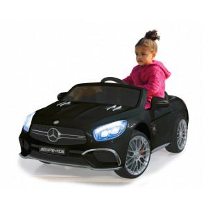 JAMARA Τηλεκατευθυνόμενο Ride on Αυτοκίνητο Mercedes SL65, 1:4, μαύρο 460295