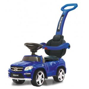 JAMARA Push Αυτοκίνητο Mercedes GL63 AMG, 2 σε 1, μπλε 460307