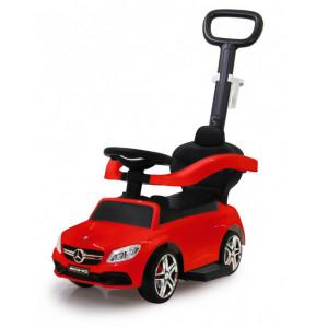 JAMARA Push Αυτοκίνητο Mercedes C63 AMG, 3 σε 1, κόκκινο 460446
