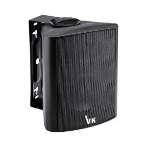 VK Ηχείο DS-501 4, 2 δρόμων, bass reflex, 20W 8Ohm, μαύρο 501-DS
