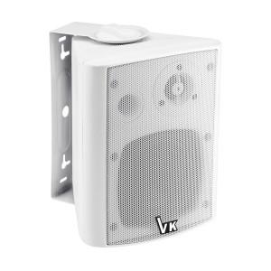 VOICE KRAFT Ηχείο DS-501 4, 2 δρόμων, bass reflex, 20W 8Ohm, λευκό 501-DS-WH