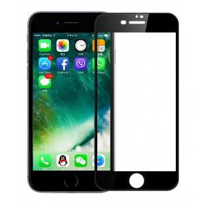 TIMEWAY Tempered glass Full Glue για iPhone 7 Plus/8 Plus, μαύρο 5210131046661