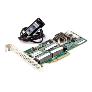 HP used Smart Array Pcie X8 Sas Controller 633538-001 633538-001