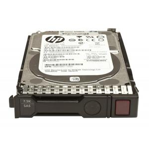 HP used SAS HDD 652757-B21, 2TB, 7200RPM, 3.5, με Tray 652757-B21