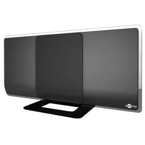 GOOBAY εσωτερική κεραία 67179, ενεργή, Full HD, DVB-T2, μαύρη 67179
