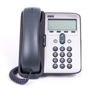 CISCO Unified IP Phone 7912G, Silver/Gray, New 7912G
