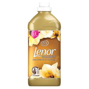 LENOR Μαλακτικό ρούχων Gold & Vanilla Flowers, 42 μεζούρες, 1.05lt 8001090130907