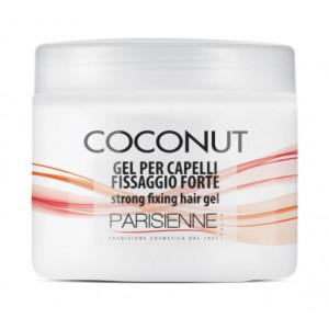 PARISIENNE gel μαλλιών Coconut, δυνατό κράτημα, 500ml 8008423990351