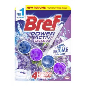 BREF αρωματικό τουαλέτας Power Activ, Levanda, 50gr 8015100568642