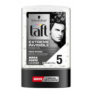 SCHWARZKOPF TAFT power gel μαλλιών Extreme invisible, No5, 300ml 8015700152746