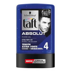 SCHWARZKOPF TAFT power gel μαλλιών Absolut, No4, 300ml 8015700152760