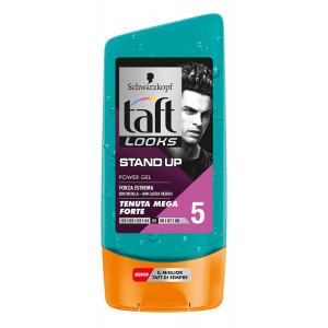 SCHWARZKOPF TAFT LOOKS power gel μαλλιών Stand up, No5, 150ml 8015700156454