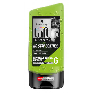 SCHWARZKOPF TAFT LOOKS power gel μαλλιών No stop control, No6, 150ml 8015700156461