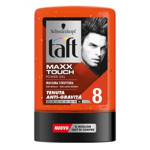 SCHWARZKOPF TAFT power gel μαλλιών Maxx touch, No8, 300ml 8015700156478