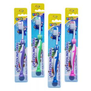 Παιδική οδοντόβουρτσα Kids, μαλακή, ποικιλία χρωμάτων 8023825106513