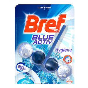 BREF αρωματικό τουαλέτας Blue Activ, Blue Water, 50gr 8410436259651