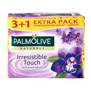PALMOLIVE σαπούνι Irresistible touch, με άγρια ορχιδέα, 4x 90g 8693495034364