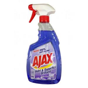 AJAX Καθαριστικό spray για τζάμια & λείες επιφάνειες, 750ml 8714789744308