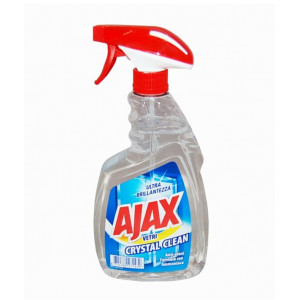 AJAX Καθαριστικό spray για τζάμια Crystal Clean, 750ml 8714789744360