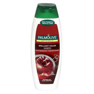 PALMOLIVE σαμπουάν Naturals, Brilliant color, 350ml 8714789880518