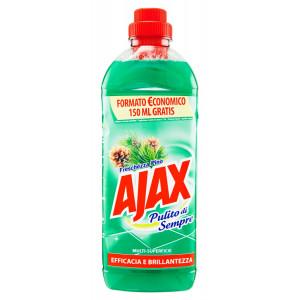 AJAX Υγρό καθαριστικό για όλες τις επιφάνειες, φρεσκάδα πεύκου, 1L 8714789912585