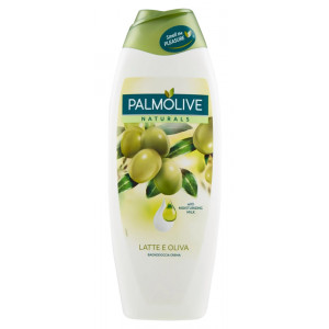 PALMOLIVE Αφρόλουτρο Naturals με γάλα και εκχυλίσματα ελιάς, 750ml 8718951270282