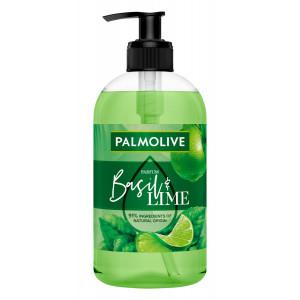 PALMOLIVE κρεμοσάπουνο Basil & lime, 500ml 8718951319547