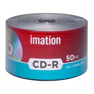 ΙΜΑΤΙΟΝ CD-R 901OEDRIMX002, 700MB/80min, 52x speed, Cake 50 901OEDRIMX002