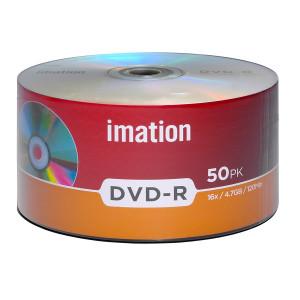 ΙΜΑΤΙΟΝ DVD-R 907WEDRIMX014, 4.7GB/120min, 16x speed, Cake 50 907WEDRIMX014